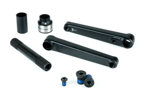 BMX Шатуны Federal Vice V2 3pc Chromoly Crank with mid BB 24mm