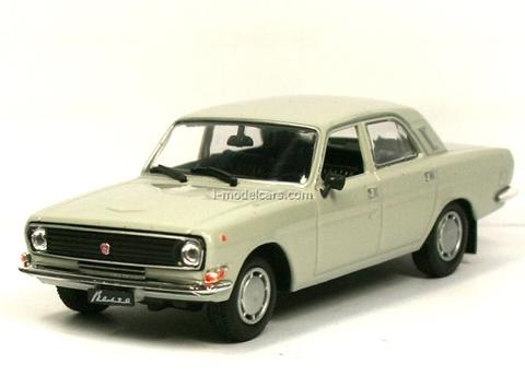 GAZ-24-10 Volga gray 1:43 DeAgostini Auto Legends USSR #48