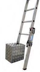 Удлинитель боковины для лестницы, пара