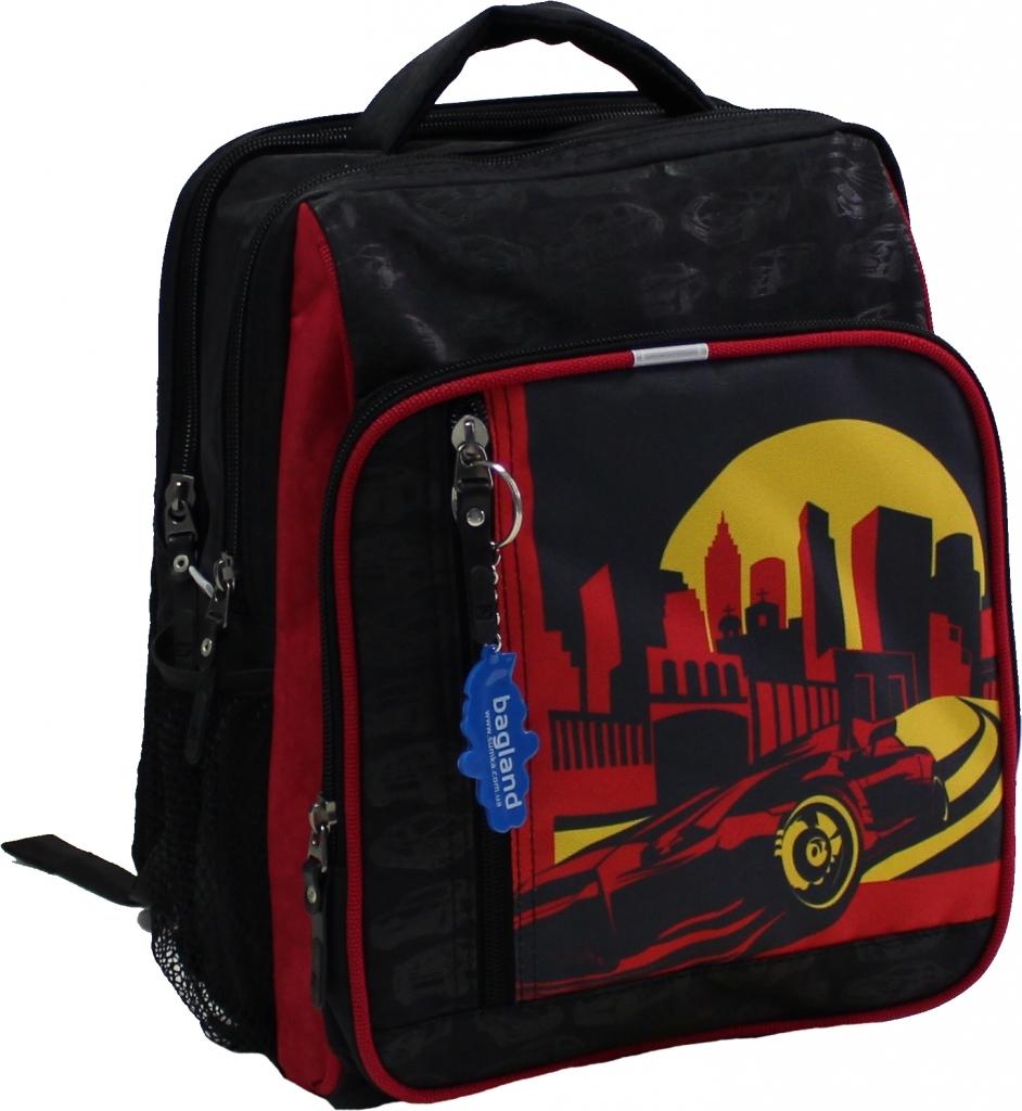 Школьные рюкзаки Рюкзак школьный Bagland Школьник 8 л. Черный (красная машина 22) (00112702) 6085b3827ccebe8a3b1c8eb30f0ff40e.JPG