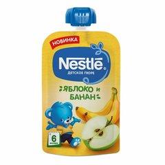 """Пюре """"Nestle"""" Яблоко Банан пауч 90 г"""