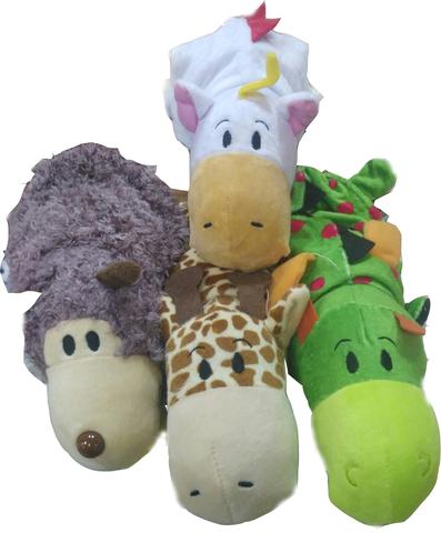 Мягкие игрушки Вывернушки