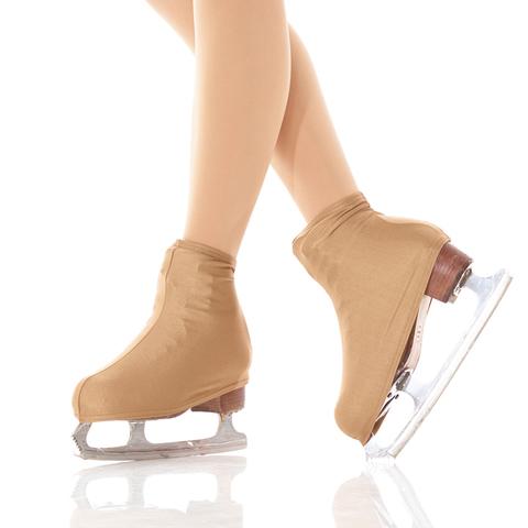 Термо-чехлы на ботинок (телесные)
