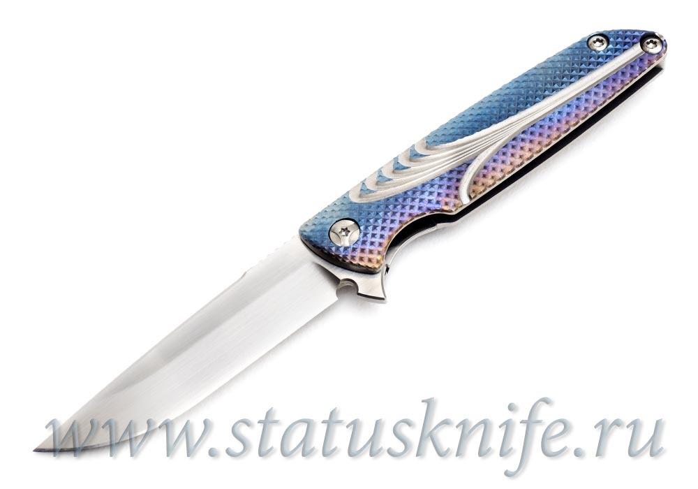 Нож Typhoon Brian Nadeau