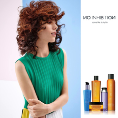 Флюид-блеск fluid gloss NO INHIBITION