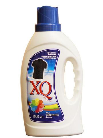 Aquasun XQ Средство моющее синтетическое гелеобразное для черного белья 1000 мл