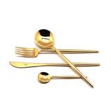 Набор полированный 24 пр MOON GOLD, артикул 9231, производитель - Cutipol