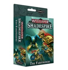 Warhammer Underworlds: Shadespire – Farstriders (Русское издание)