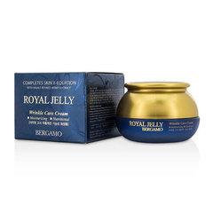 Bergamo Royal Jelly Wrinkle Care Cream - Антивозрастной крем с маточным молочком