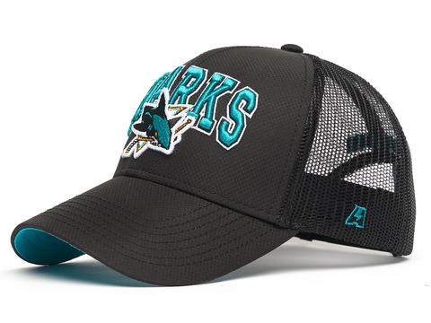 Бейсболка NHL San Jose Sharks