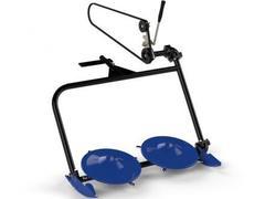 Косилка роторная фронтальная СКАУТ RM-1 для мотоблока