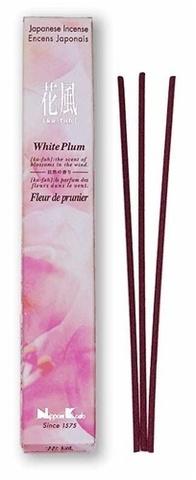 Японские благовония Ka-Fuh White Plum