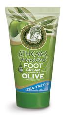 Увлажняющий крем для ног ATHENA'S TREASURES