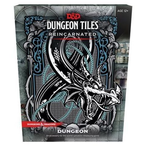 Dungeons & Dragons - Dungeon Tiles Reincarnated Dungeon