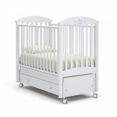 Кровать детская Марсель белый