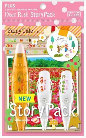 Набор Plus Deco Rush Story Pack - Fairy Tale