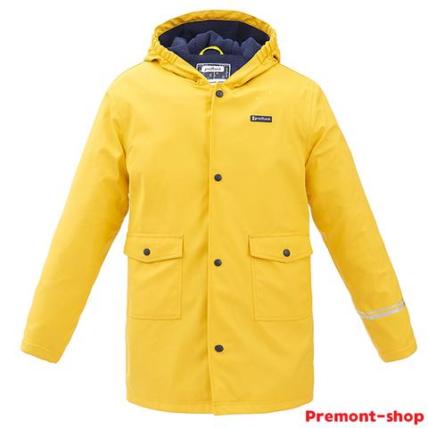 Дождевик для девочки Premont Лимонный сок SP73633 Yellow