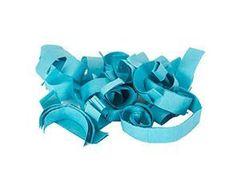 Хлопушка Бумфети 30см конф бум голубое
