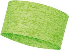 Повязка на голову спортивная Buff Headband CoolNet Lime Htr