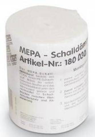 Звукоизоляционная лента - Mepa Duschrinne 180030