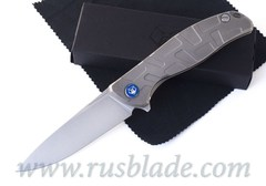 Shirogorov Flipper 95 M390 T-mode MRBS