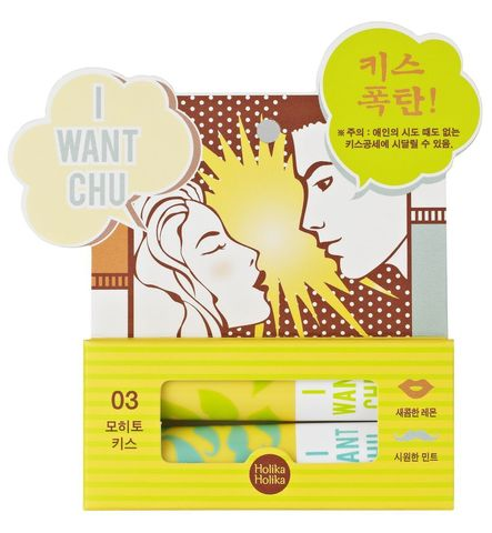 Holika Holika I Want Chu 03 Mojito Kiss