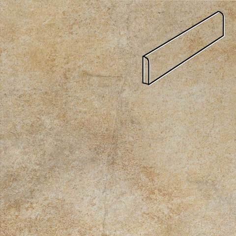 Stroeher - Keraplatte Aera Т 727 pinar 294х73х8 артикул 8108 - Клинкерный плинтус