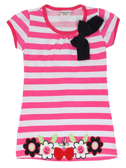 504-4 платье детское, розовое