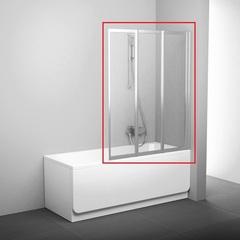 Шторка на борт ванны складная 130х140 см Ravak Supernova VS3 130 795V010041 фото