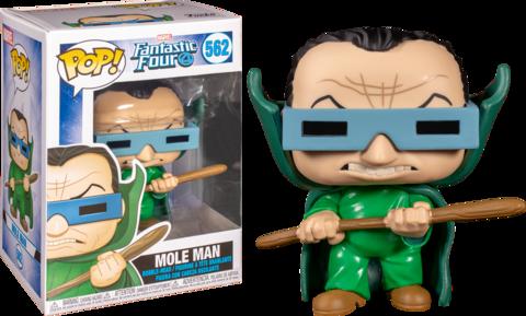 Mole Man (Fantastic Four) Funko Pop! || Человек Крот