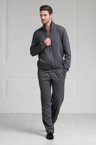 Мужской костюм 30269 тёмно-серый Laete