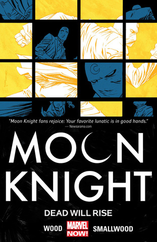 Moon Knight TPB #2 Dead Will Rise