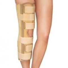 Бандаж фиксирующий коленный усиленный (тутор)