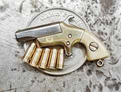 Miniature Colt Southerner