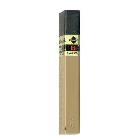 Грифели 0,5 мм Pentel Hi-Polymer B