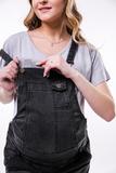 Комбинезон для беременных 11084 чёрный