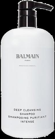 Balmain Hair Профессиональный очищающий шампунь для наращенных волос 1000 мл