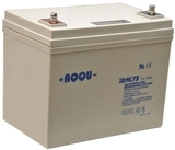 Аккумулятор для ИБП AQQU 12ML75 (12V 57Ah / 12В 75Ач) - фотография