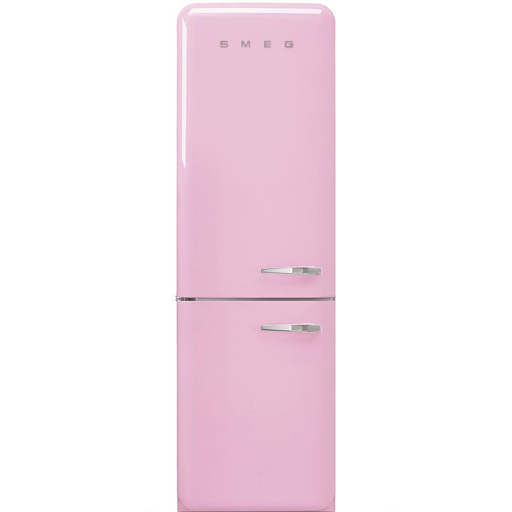 Холодильник с верхней морозильной камерой Smeg FAB32LPK5