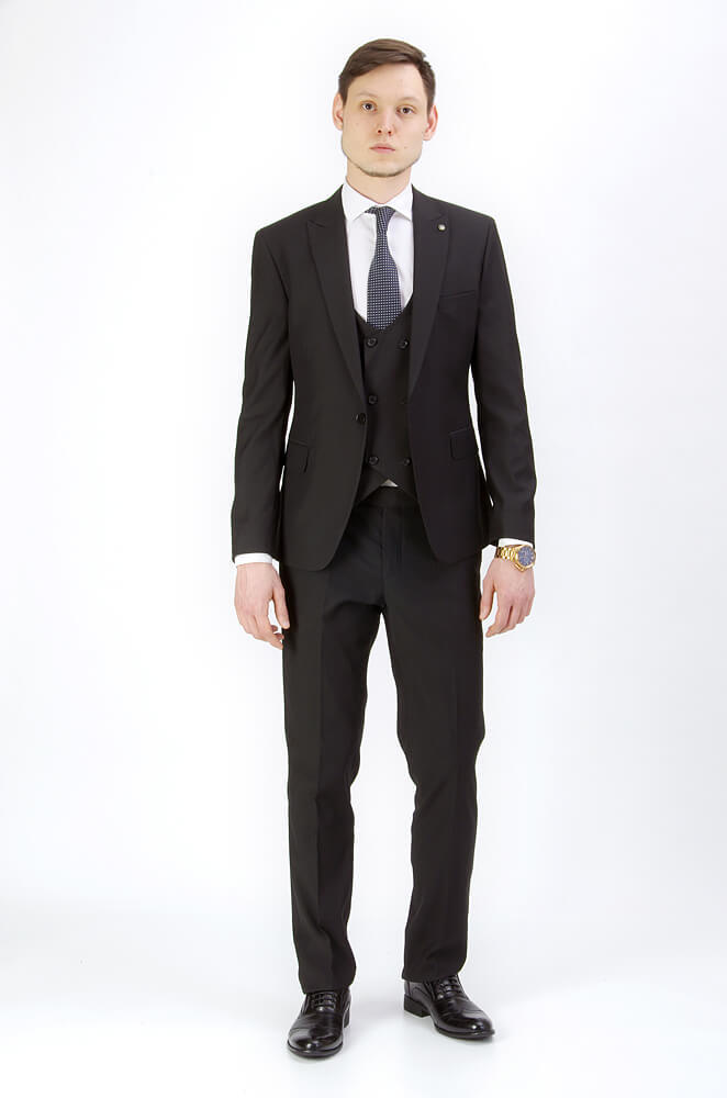 Костюмы Slim fit JOHN SAINT / Костюм тройка slim fit IMGP9278.jpg
