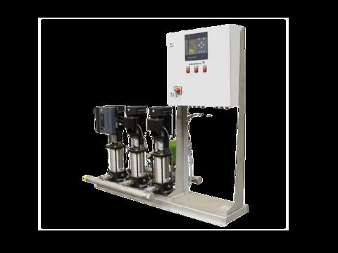 Насосная станция повышения давления Hydro MPC-S 3 CR 64-3-1 50Hz RUS