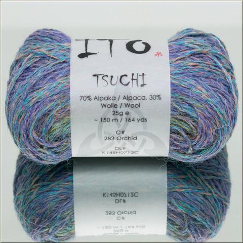 Пряжа Tsuchi ITO