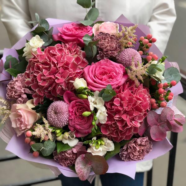 Букет цветов 373