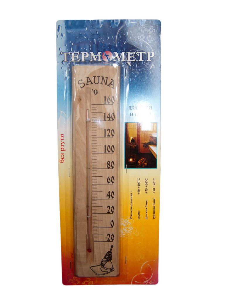 Термометр SAUNA капиллярный