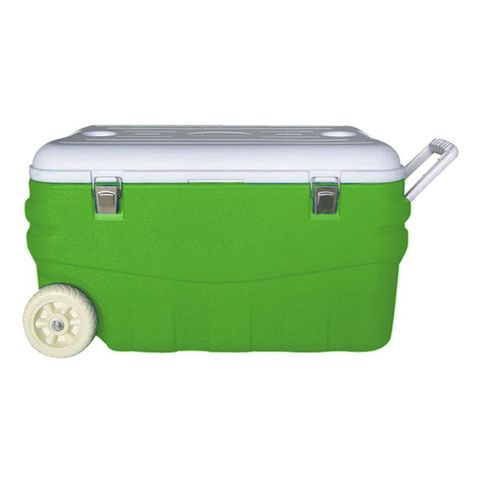 Автохолодильник Арктика 2000-100 100л зеленый/белый (2000-100/GRE)