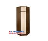 Диана-4 секц. № 05 Шкаф угловой одностворчатый (венге)