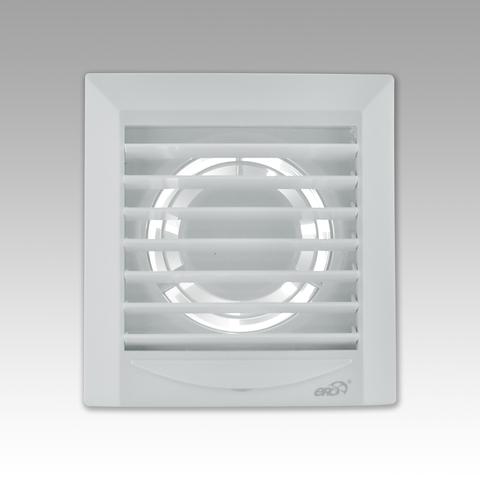 Накладной вентилятор Эра EURO 6A Автоматические жалюзи