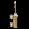 Ершик настенный Migliore Provance ML.PRO-60.503 керамика с декором