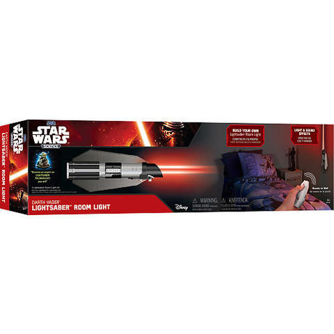 Star Wars Remote Control Lightsaber Room Light