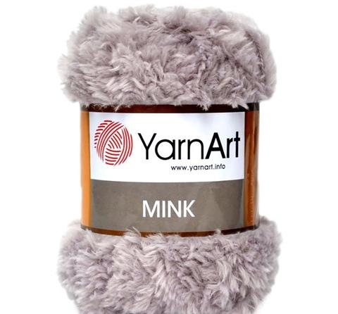 Пряжа YarnArt Mink - (337-светло-бежевый)